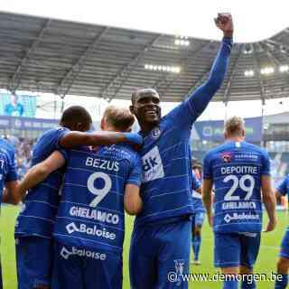Voetbalclub AA Gent bereidt zich voor op overname