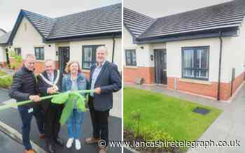 Ribble Valley: Ribbon cut on first affordable housing scheme in over a decade