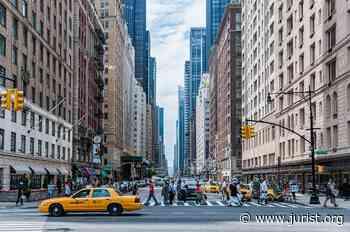 Door Dash sues New York City over food delivery data law - JURIST