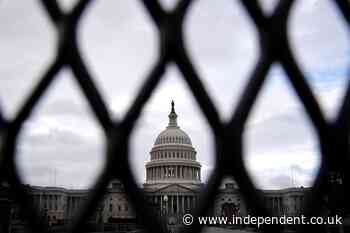 Capitol insurrection protest – live: Washington prepares for arrival of crowd supporting 6 January rioters