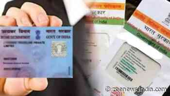 PAN-Aadhaar linking deadline extended: Check steps to link the two documents