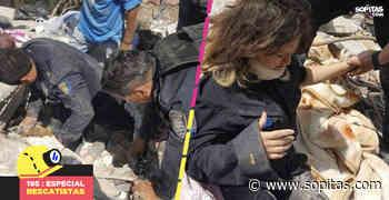 """""""No pensé salir de ahí"""": Alma Guadalupe, una sobreviviente del Multifamiliar Tlalpan tras sismo del 19S - Sopitas.com"""