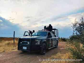 Policías hacen detenciones en Morelos y Guadalupe - Noticias - Express Zacatecas