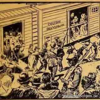 Herontdekte striptekening toonde Holocaust al expliciet aan einde Tweede Wereldoorlog