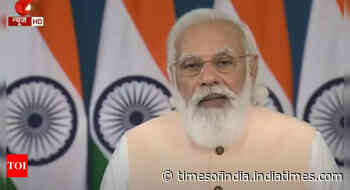 A political party experienced fever soon after India crossed 2.5 crore Covid-19 vaccinations: PM Modi