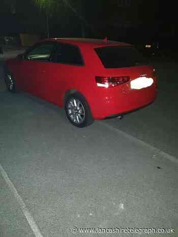 Uninsured provisional driver found with cannabis