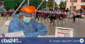 Córdoba: hisopados y vacunación en barrios de la ciudad - Cba24n