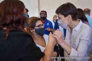 Mayra Mendoza se reunió con entidades y vecinos de Bernal Oeste para escuchar su problemática - Perspectiva Sur