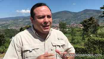 """Andrade: """"Freddy Bernal debe explicar la fuente de financiamiento de los trabajos que inició a 70 días de las elecciones"""" - Diario de Los Andes"""