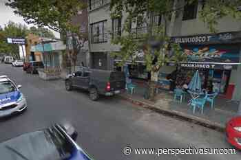 Detenido por intentar robar un kiosco en Bernal - Perspectiva Sur