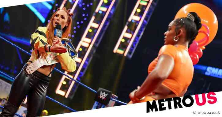 WWE SmackDown results, grades: Becky Lynch ruins Bianca Belair homecoming after Kane return