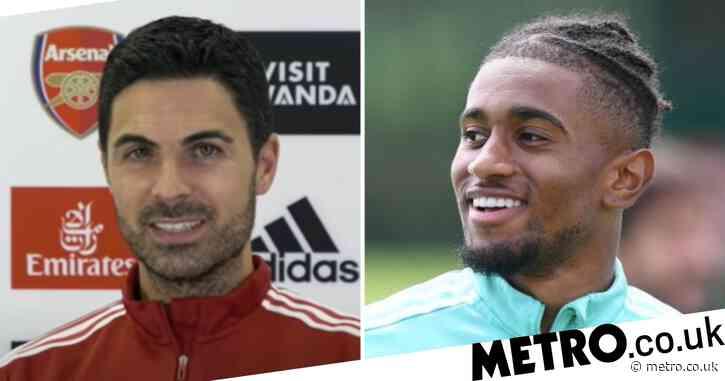Mikel Arteta responds to Feyenoord coach's controversial Reiss Nelson criticism