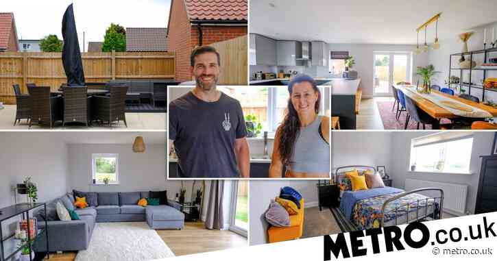 What I Own: teacher Carman, who put down a £58,000 deposit on her Essex village home with her partner