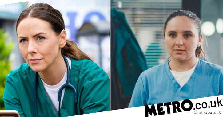 Casualty spoilers: Jade in danger as Stevie seeks revenge