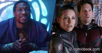 Loki and Ant-Man 3 Star Jonathan Majors Reveals How He Got Cast as Kang the Conqueror - ComicBook.com