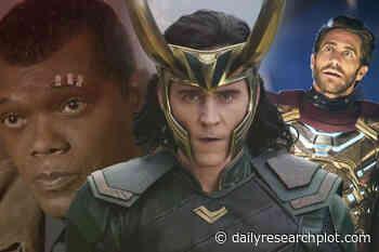 Loki Season 2 Revealed Ant-Man's Villain - Daily Research Plot - Daily Research Plot