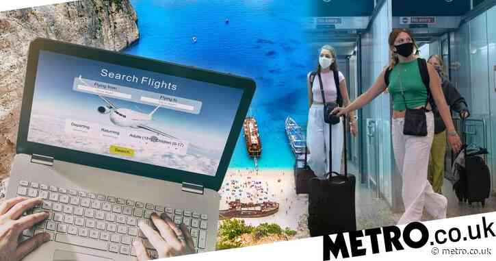 'Busiest weekend of the year' for holiday firms after travel rules torn up