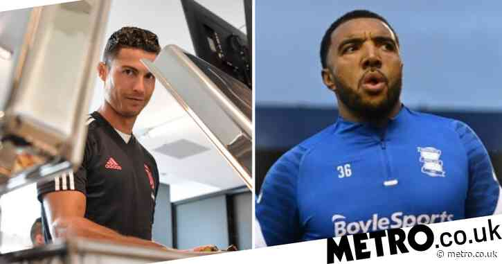Troy Deeney backs Man Utd players who copied Cristiano Ronaldo by ditching dessert