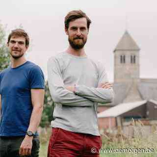 Ultraloper Karel Sabbe en Joren Biebuyck, schoonbroers: 'Na iedere recordpoging van mij is ook Joren kapot'
