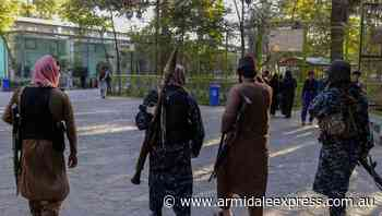 Taliban replace women's govt ministry - Armidale Express