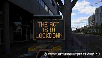 ACT records 15 new virus cases - Armidale Express