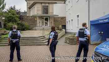 German synagogue threat suspect remanded - Armidale Express