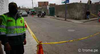 Cercado de Lima: Sicarios asesinan de 8 balazos a hincha del Alianza Lima - Diario Trome