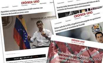 Las periodistas Betania Franquis y Maru Morales reciben mención especial del premio IPYS 2021 - Crónica Uno