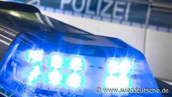 Junger Mann ertrinkt in Bach - Süddeutsche Zeitung