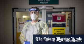 Victorian healthcare workers brace for record numbers of coronavirus patients - The Sydney Morning Herald