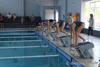 Sábado tem campeonato de natação em Santa Maria - Diário de Santa Maria