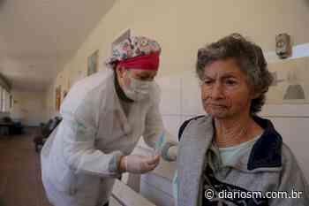 Santa Maria começa ações de dose reforço para idosos nesta sexta-feira - Diário de Santa Maria