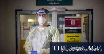 Victorian healthcare workers brace for record numbers of coronavirus patients