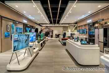 Samsung launches new space at Selfridges