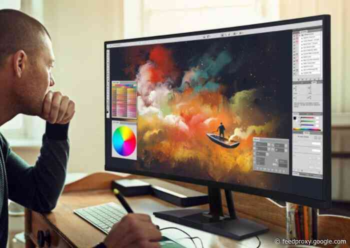 ViewSonic Pantone validated ColorPro monitors in 2K and 4K options