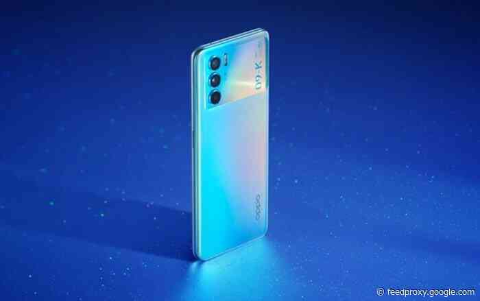 Official photos of the new Oppo K9 Pro appear ahead of launch