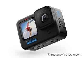 New GoPro HERO10 Black camera launched