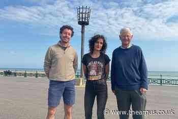 Resident sought to review entries for new Hove seafront beacon