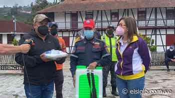 Misión Venezuela Bella abordó la Colonia Tovar elsiglocomve - Diario El Siglo