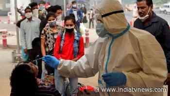 COVID-19: Delhi reports 41 fresh cases, zero deaths - India TV News