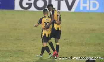 Deportivo Táchira venció al Zulia FC en el estadio Pueblo Nuevo de San Cristóbal - El Carabobeño