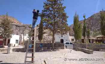Instalaron luminarias LED solares en la Quebrada del Toro - El Tribuno.com.ar