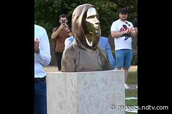Bitcoin's Anonymous Creator Satoshi Nakamoto's First-Ever Statue Unveiled in Budapest