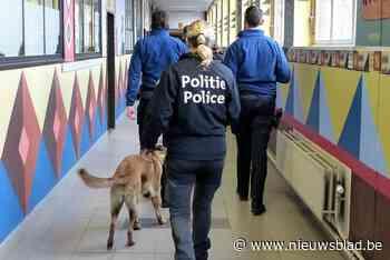 Politie controleert 103 scholieren op drugsbezit (Geel) - Het Nieuwsblad