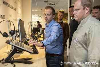 Van Roey heropent digitaal belevingscentrum (Geel) - Het Nieuwsblad