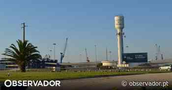 Porto de Aveiro adjudica por 2,3 milhões de euros a nova zona de apoio logístico - Observador