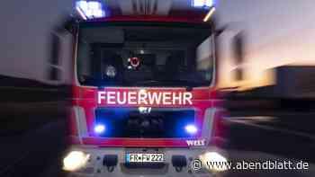 Brände: Kellerbrand in Mehrfamilienhaus