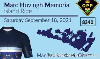 Cycling event to remember Const. Marc Hovingh - CTV Toronto