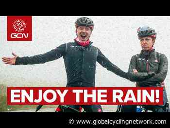 The Brighter Side To Wet Weather | How To Enjoy Cycling In The Rain! - Global Cycling Network
