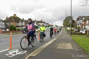 Cycling UK wins appeal to secure judicial review of removal of West Sussex bike lane - road.cc